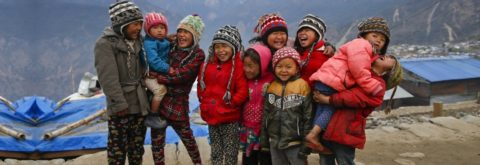 Trek Humanitaire - Népal