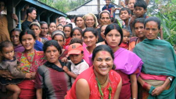 Népal : Sang tabou