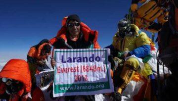 La Rando sur le toit du monde (Everest)