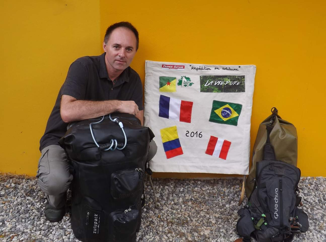 Interview avec Gilles Bordenave – aventurier d'Amazonie