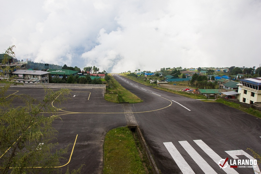Aéroport de Lukla au Népal – photos
