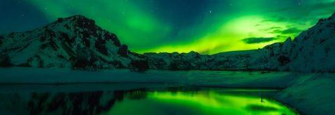 Destination➔ Islande