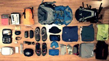 Quel équipement pour une randonnée d'une journée ?