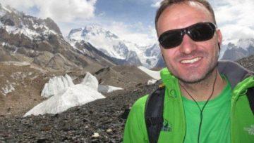 Le meilleur alpiniste, Grega Lačen meurt dans les Alpes