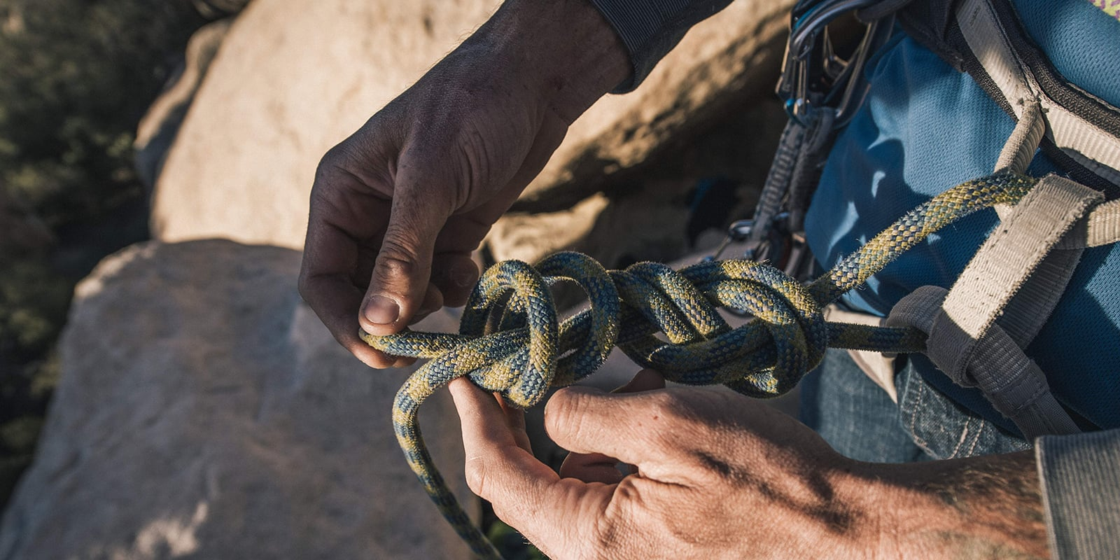 Comment faire un nœud d'encordement