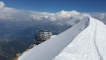Mauvais comportements au Mont Blanc