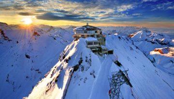 Les Alpes en vidéo haute définition