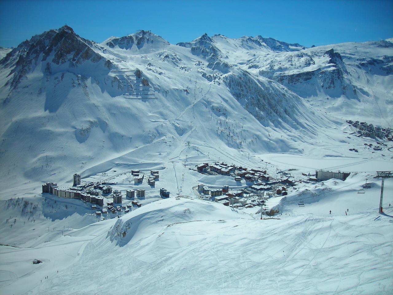 Avoriaz Ski montagne