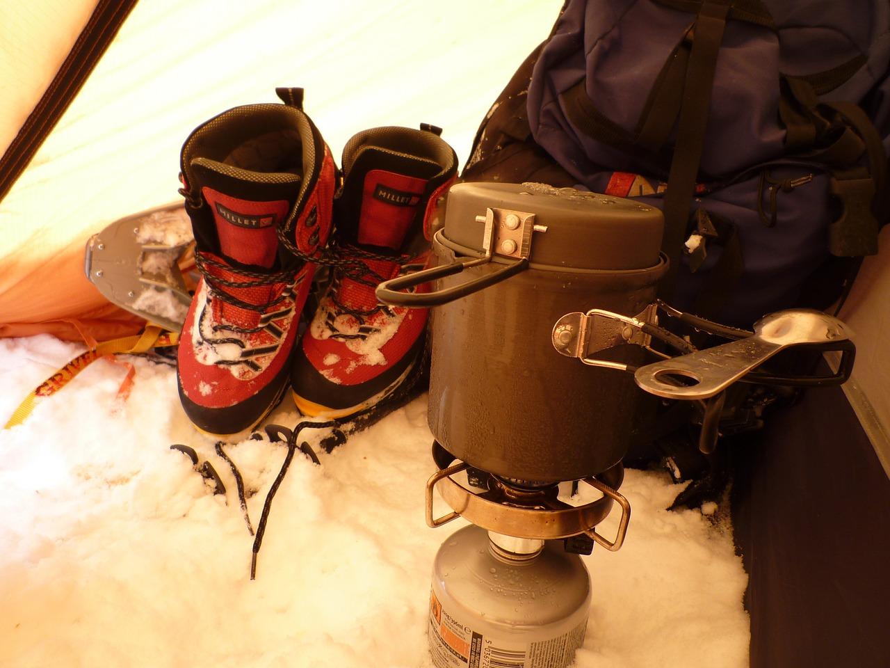 repas randonnee trekking
